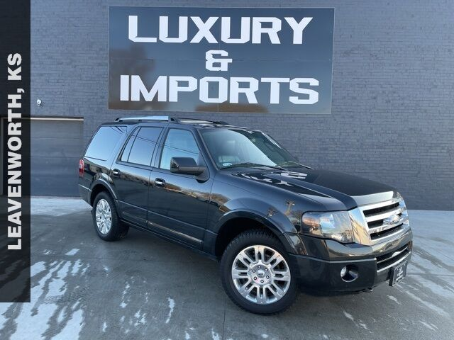 2013 Ford Expedition Limited Leavenworth KS