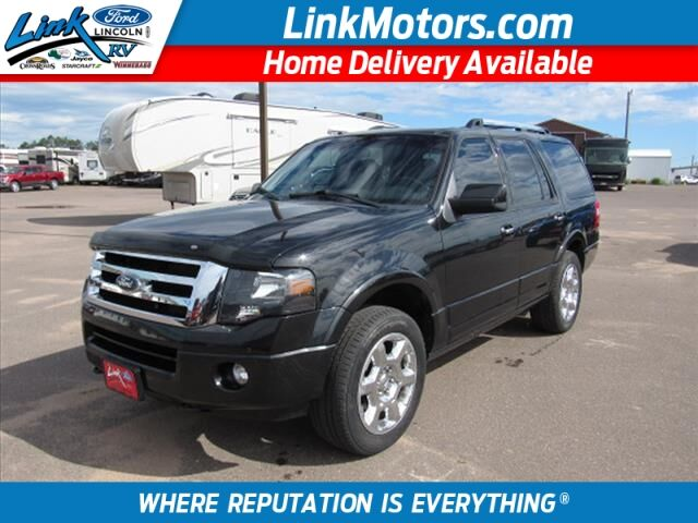 2013 Ford Expedition Limited Minong WI