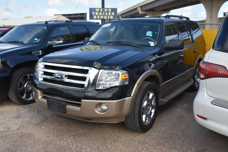 Ford Expedition Xlt Rd Row Houston Tx