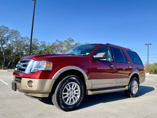 2013 Ford Expedition XLT Leather Ventilated Seats Backup Camera San Antonio TX