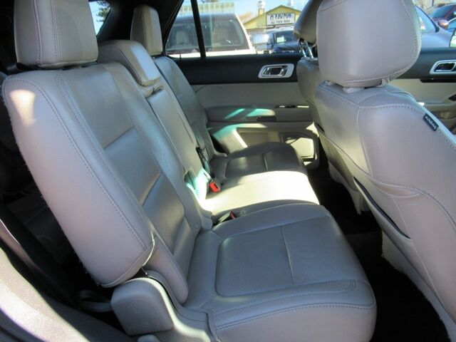 2013 Ford Explorer 4WD 4dr Limited Bend OR