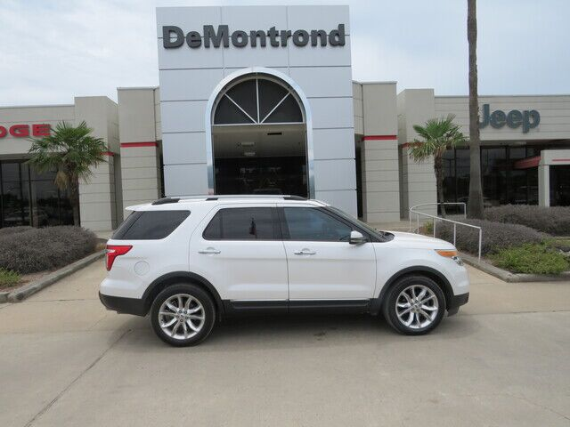 2013 Ford Explorer 4WD 4dr Limited Conroe TX