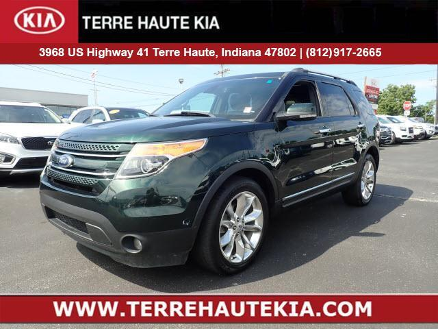 2013 Ford Explorer 4WD 4dr Limited Terre Haute IN