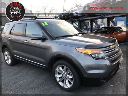 2013_Ford_Explorer_4WD Limited_ Arlington VA