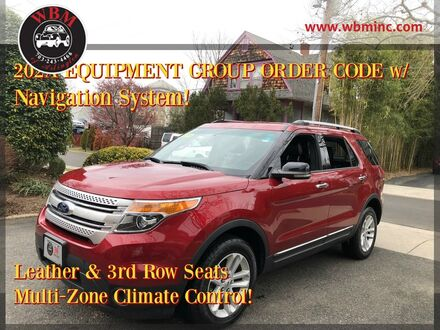 2013_Ford_Explorer_4WD XLT_ Arlington VA