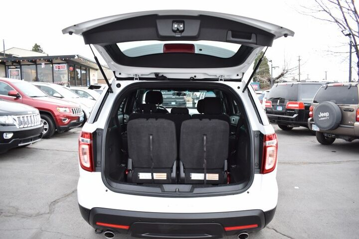 2013 Ford Explorer 4WD XLT Bend OR