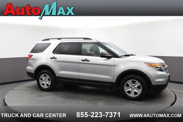 2013 Ford Explorer Base AWD