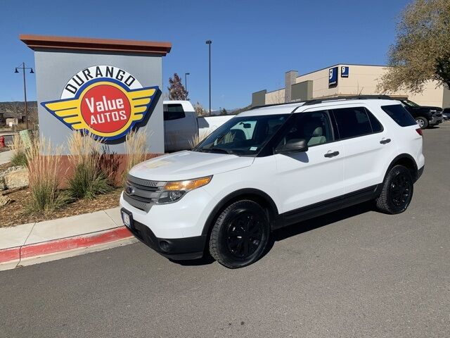 2013 Ford Explorer Base Durango CO