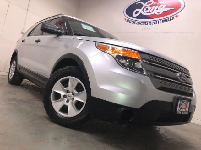 2013 Ford Explorer Base FWD New Braunfels TX