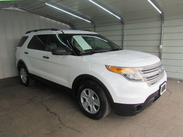 2013 Ford Explorer Base FWD Dallas TX