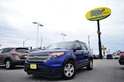 2013_Ford_Explorer_Base FWD_ Houston TX