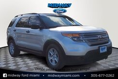 2013_Ford_Explorer_Base_ Miami FL