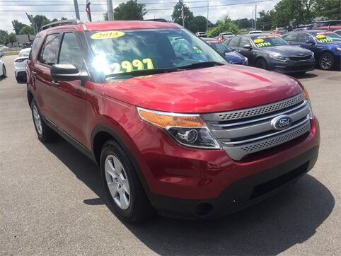2013_Ford_Explorer_FWD 4DR BASE_ Evansville IN