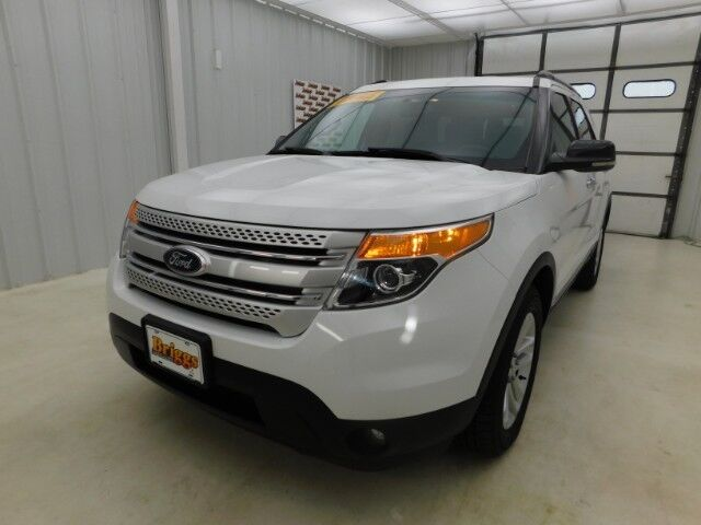 2013 Ford Explorer FWD 4dr XLT Manhattan KS