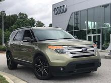 2013_Ford_Explorer_FWD 4dr XLT_ Raleigh NC