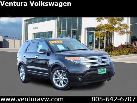 2013_Ford_Explorer_FWD 4dr XLT_ Ventura CA