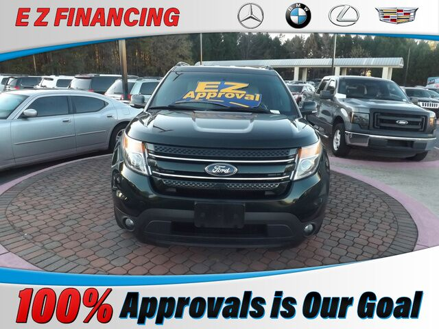2013 Ford Explorer LIMITED Morrow GA