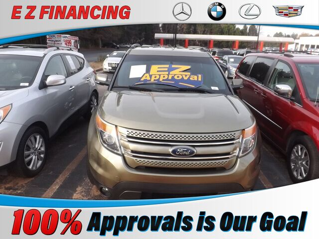 2013 Ford Explorer LIMITED Duluth GA