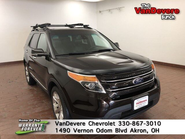 2013 Ford Explorer Limited Akron OH