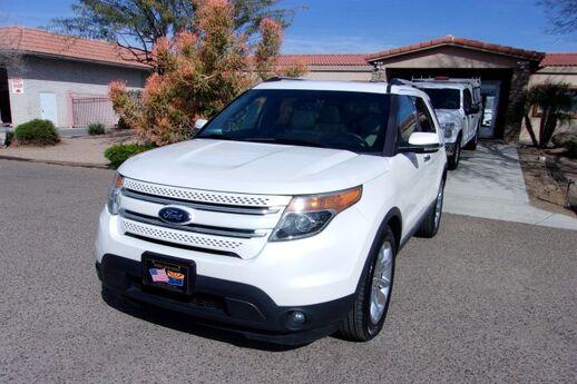 2013 Ford Explorer Limited Apache Junction AZ