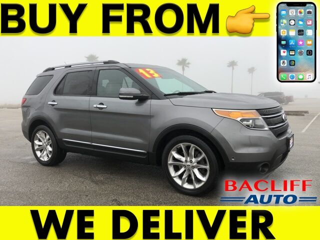 2013 Ford Explorer Limited Bacliff TX