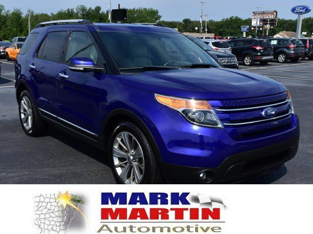 2013 Ford Explorer Limited Batesville AR