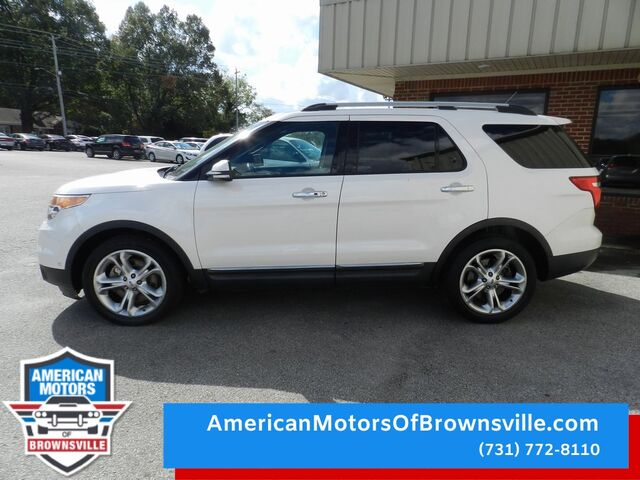 2013 Ford Explorer Limited Brownsville TN