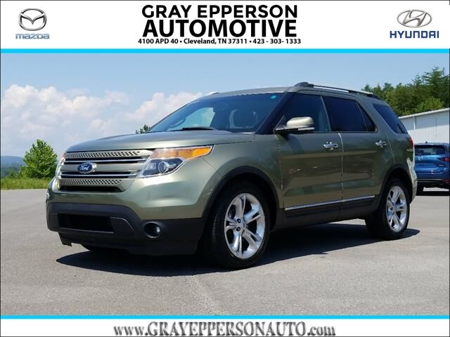 2013 Ford Explorer Limited Cleveland TN