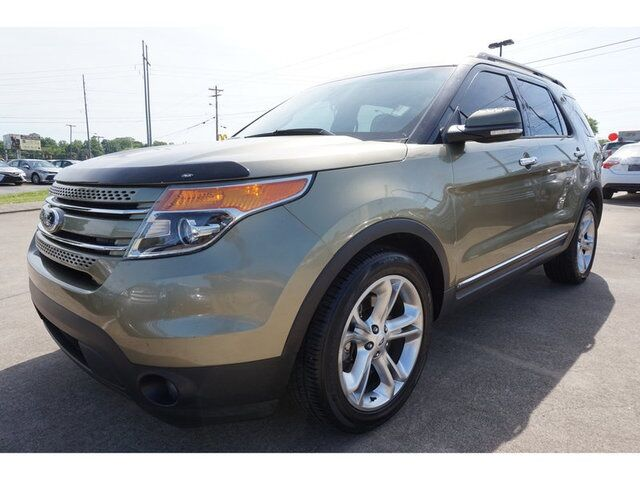 2013 Ford Explorer Limited Columbia TN