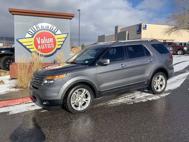 2013 Ford Explorer Limited Durango CO