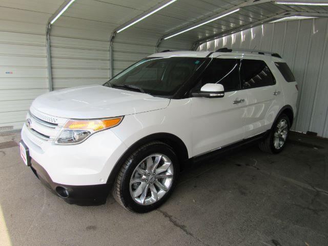 2013 Ford Explorer Limited FWD Dallas TX