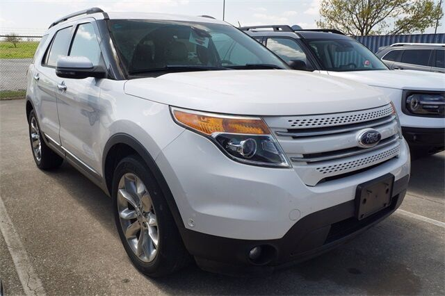 2013 Ford Explorer Limited Gainesville TX