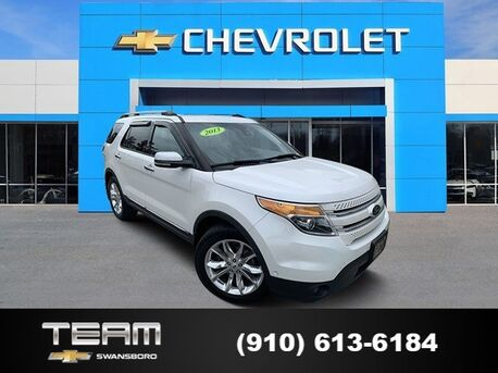 2013_Ford_Explorer_Limited_ Goldsboro NC