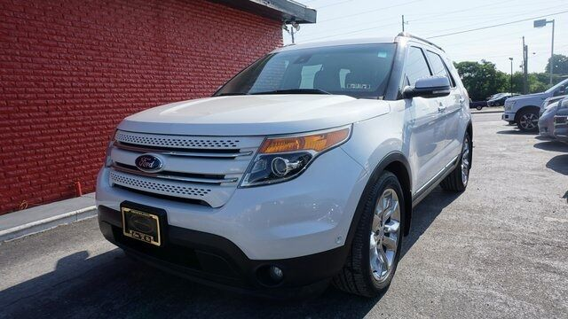 2013 Ford Explorer Limited Indianapolis IN