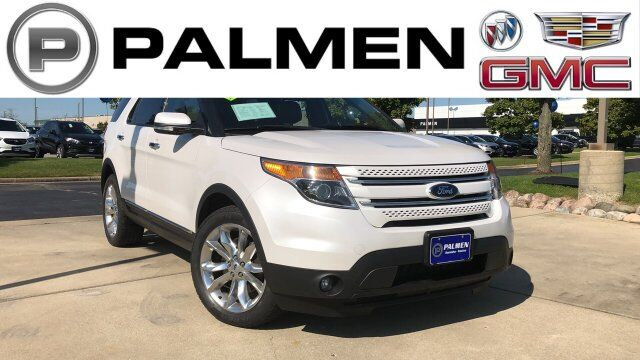 2013 Ford Explorer Limited Kenosha WI