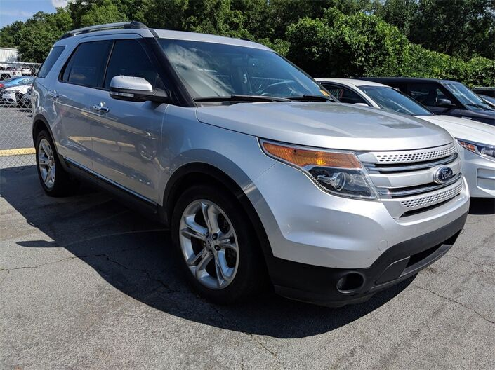 2013 Ford Explorer Limited Macon GA
