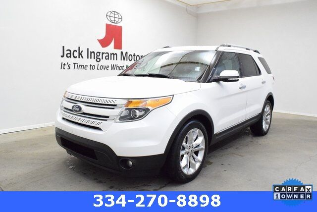 2013 Ford Explorer Limited Montgomery AL