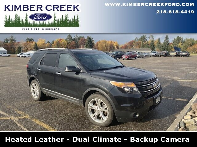 2013 Ford Explorer Limited Pine River MN