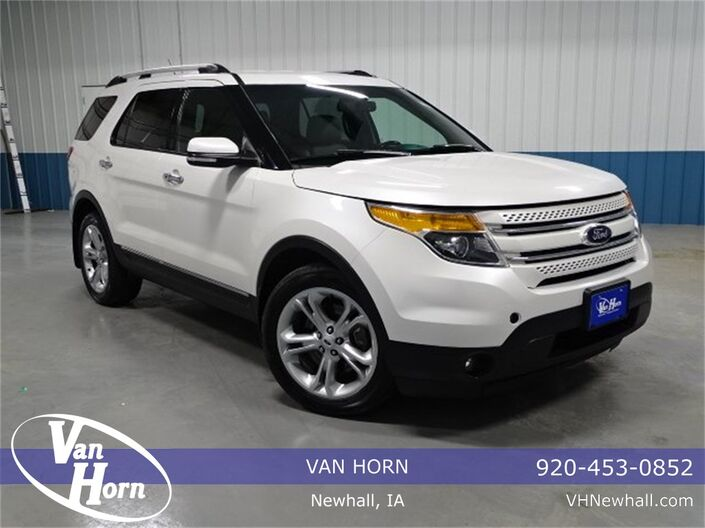 2013 Ford Explorer Limited Plymouth WI