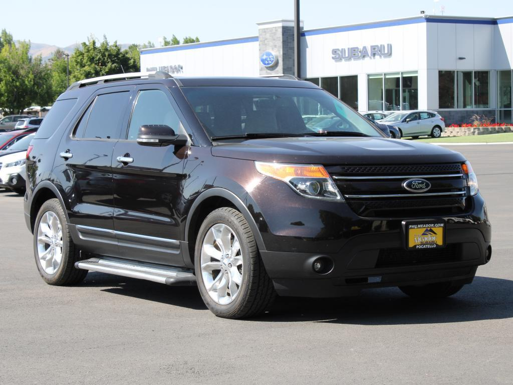 2013 Ford Explorer Limited Pocatello ID