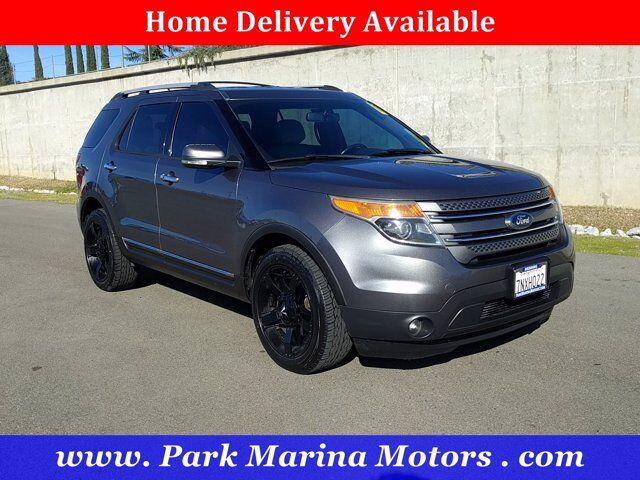 2013 Ford Explorer Limited Redding CA