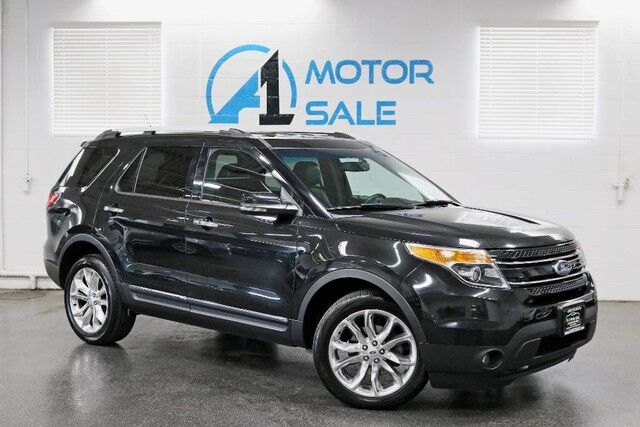 2013 Ford Explorer Limited Schaumburg IL