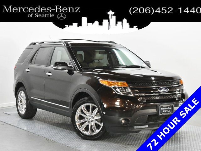 2013 Ford Explorer Limited Seattle WA