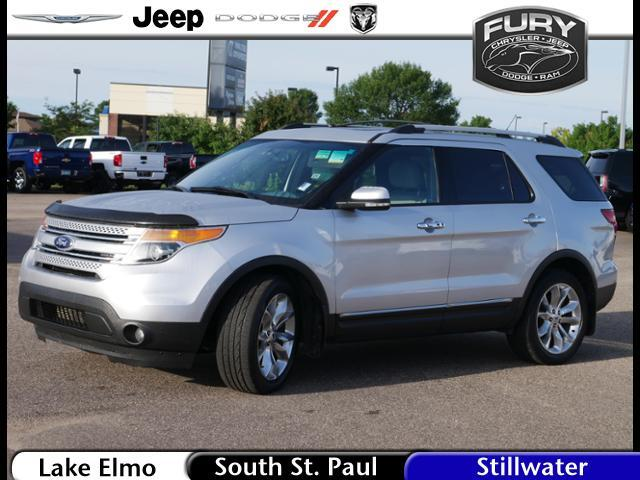 2013 Ford Explorer Limited St. Paul MN