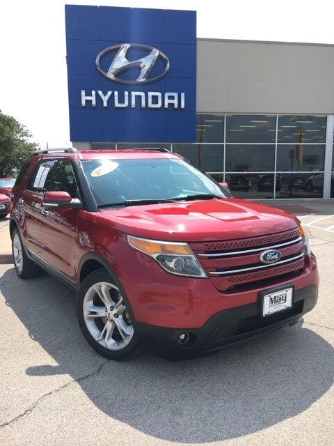 2013 Ford Explorer Limited Waco TX
