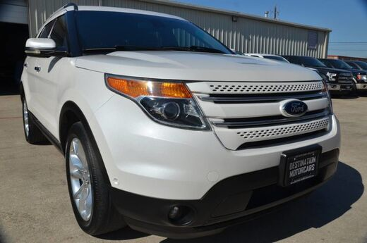 2013 Ford Explorer Limited Wylie TX