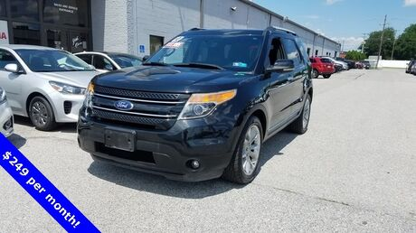 2013 Ford Explorer Limited York PA