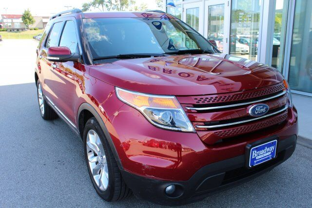 2013 Ford Explorer Limited Green Bay WI