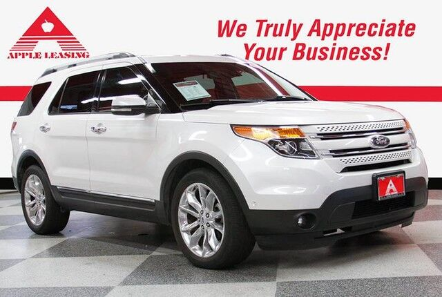 2013 Ford Explorer Limited Austin TX