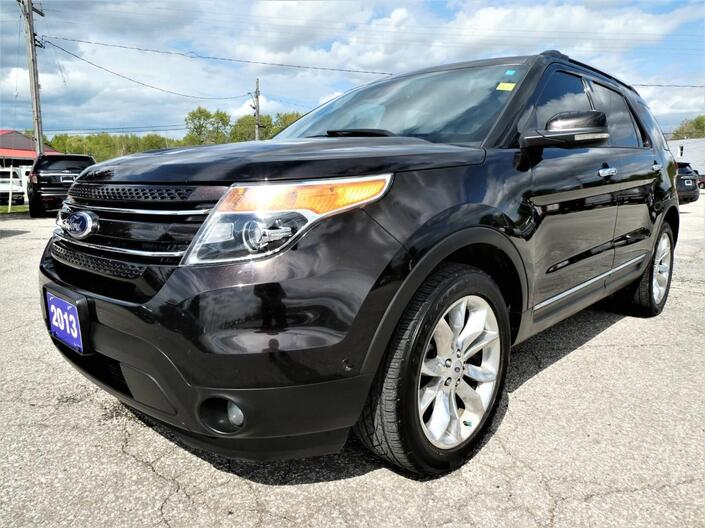 2013 Ford Explorer *SALE PENDING* Limited | Navigation | Cooled Seats | Adaptive Cruise Control Essex ON